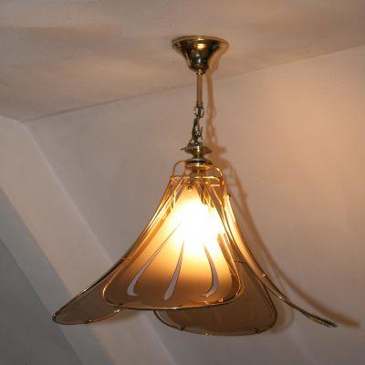 V002- Art deco hanglamp