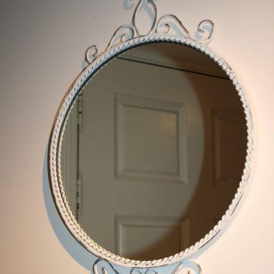 W017- Brocante spiegel
