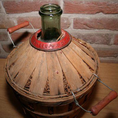 W005a- originele Franse oude mandfles