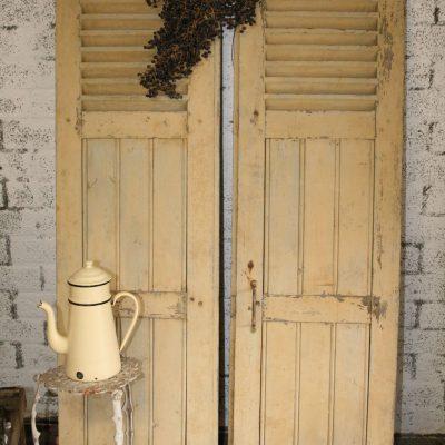 W008J- Franse luiken, louvre deuren