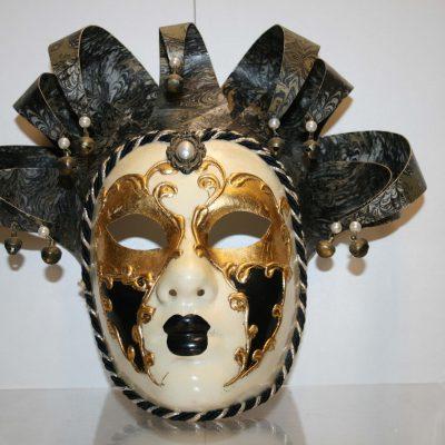 W037 - Venetiaans masker