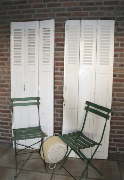 W008R- Franse luiken, louvre deuren