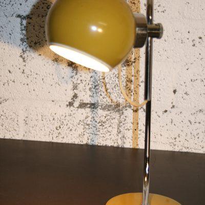 V030 - Vintage bureaulampje met magneet