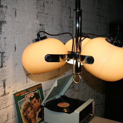 V031 - Vintage hanglamp uit de 60-ger jaren