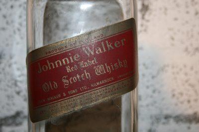 A048 - Johnny Walker whiskyfles