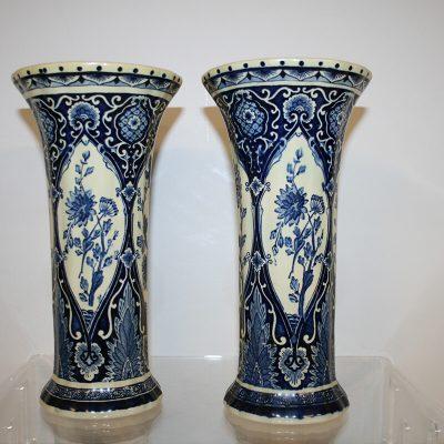 A007 - Delfts Blauwe vazen set