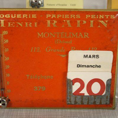 W199 - Reclamethermometer