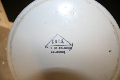 A068 - Emaille voorraadpot
