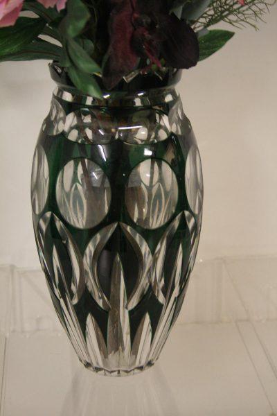 A045 - Jaren 60 kristallen vaas