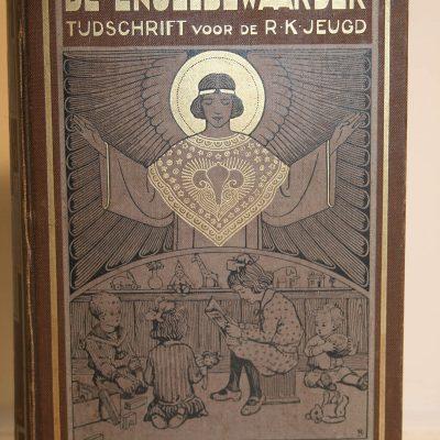 """W152 - Boek """"De Engelbewaarder"""""""